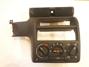 90450435 LHD Opel ASTRA F Centre Console Heater Control Panel Original Uses Part