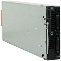 HP BL460c G7 Blade Server 2xSix-Core 2.26GHz + 72GB RAM + 2x600GB SAS FBWC RAID