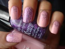 NEW! Sally Hansen Xtreme Wear Nail Polish #235 SUPERNOVA ~ Pink Purple Glitter