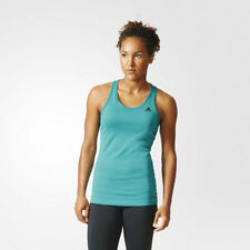 Abbigliamento sportivo da donna blu adidas taglia M