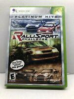 RalliSport Challenge (Microsoft Xbox, 2002) Complete Tested Working - Free Ship