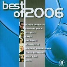Best of 2006 Robbie Williams, Depeche Mode, Mattifx, Herbert Grönemeyer.. [2 CD]