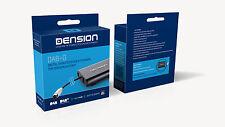 DENSION DAB/DAB+ DMB-A Tuner mit AFS + Text für GATEWAY 500S & Pro BT