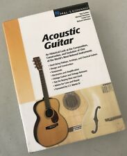 Acoustic Guitar An Historical Look at the Composition Construction Evolution