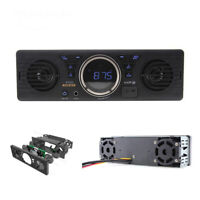 Bluetooth host Built-in Speakers 12V Car Stereo SD AUX Card Audio Receiver