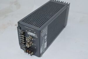 TDK Lambda LRS-55V-24, 24VDC Regulated Power Supply