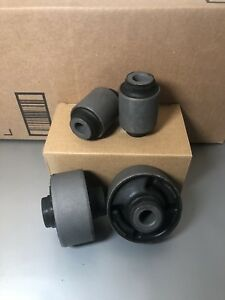 2 FRONT LOWER CONTROL ARM BUSHINGS FOR 2008-2014 CADILLAC CTS AWD BOTH SIDE