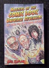 2006 Masters Of The Comic Book Universe Revealed SC VF- 7.5 1st Printing