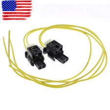 2 xLED Connector Pigtail Plug Cable For Mercedes Benz w204 c250 c300 w218 CLS550