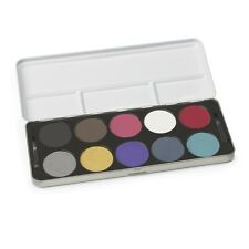 Stargazer 10 Piece Eye shadow Pallet - Cake Eye Liner - Free 1st Class Delivery