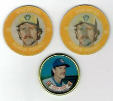 ROBIN YOUNT Brewers ~ Lot of Coins