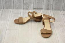 Nine West Gondola Sandals - Women's Size 10M - Natural