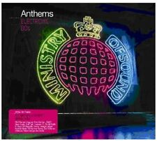 Various Artists - Ministry Of Sound: Anthems - Electronic 80s - UK CD box set