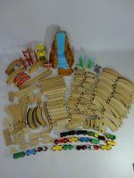 LARGE Bundle Job Lot Wooden Train Track - Brio Railway Thomas Bridge Collection