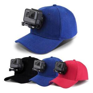 Baseball Cap Hat J-Hook Buckle Mount GoPro HERO9/8/7/6  DJI OSMO Action Camera