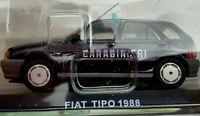 Fiat Tipo Digit 1988 Carabinieri - Scala 1:43 - Atlas - Nuovo