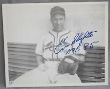 Enos Slaughter St Louis Cardinals Signed Photo