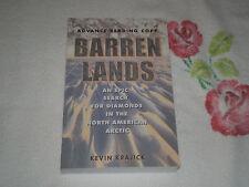 BARREN LANDS by KEVIN KRAJICK     -ARC-  -JA-