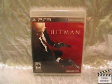 Hitman: Absolution (Sony PlayStation 3, 2012) Brand New