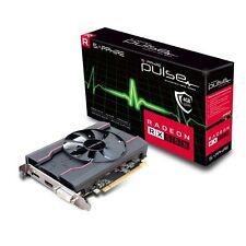 SAPPHIRE PULSE RADEON RX 550 4GB 128-Bit GDDR5 HDMI/DVI-D/DP OC GRAPHICS CARD