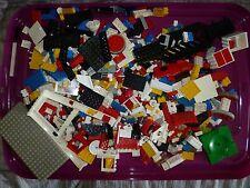 lotto MATTONI LEGO Mix 1 Kg USATI e SPORCHI da pulire vendo blocco stock FOTO M4