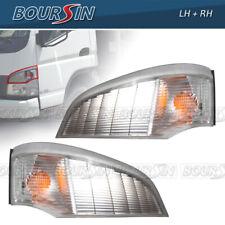 Turn Signal Lamp For Mitsubishi Fuso FE125 FE140 FE145 FE180 05-11 LH+RH, 1 Pair