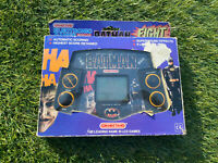Grandstand Batman Handheld LCD Electronic Game Boxed Mint Condition 1989