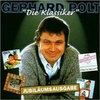 """GERHARD POLT """"DIE KLASSIKER"""" CD NEU"""