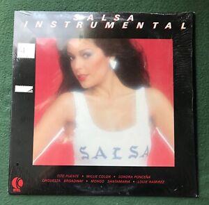 Salsa Instrumental vintage 80s compilation Record Album 33RMP K-Tel Tito Puente