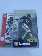 MCFARLANE NFL SERIES 5 RAY LEWIS PURPLE VARIANT CHASE HARD TO FIND