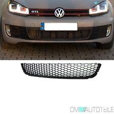 VW Golf 6 VI GTI GTD Stoßstange Wabengitter Front Stoßstangeneinsatz Kühlergrill