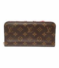 Louis Vuitton Round Zipper Long Wallet Portefeiulle Insolite Monogram M60249