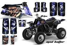 AMR Racing Yamaha Banshee 350 Decal Graphic Kit ATV Quad Wrap  87-05 MAD HTTR UK