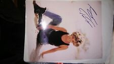tina turner signed picture and authentic fan club pictures and paperwork