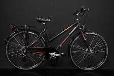 "28"" Zoll Alu MIFA Damen Trekkingbike Fahrrad Shimano 21 Gang  Nabendynamo"