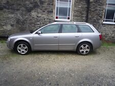 Audi A4 SE TDi 163 estate 2.496 manual, Grey. Relisted AGAIN due to time wasters
