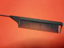 Tony & Guy Tail Comb Carbon Antistatic Comb Superior Smooth Effect