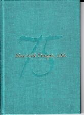 Blue Hill Troupe 1999 75th Anniversary NYC New York City Theatre Book