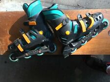 Roller Hockey Skates made by Ccm Unisex Feets Size 9 Men or Size 11 Women, New
