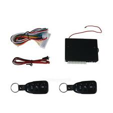 Universal Car Door Lock Central Locking Keyless Entry System with Remote Control
