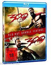 300 & 300 - Rise of an Empire [Blu-ray-Double Feature] KRACHER! * NEU & OVP *