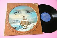 George Laneve LP Love E Legend Orig Italy Prog 1971 MInt Gatefold Cover