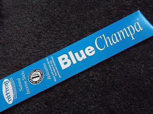 BLUE NAG CHAMPA - RELAXATION Natural Slow Burning Incense Sticks 10g Pk NITIRAJ