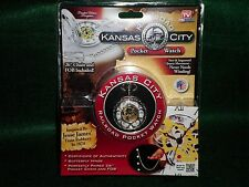 2013 Kansas City Railroad Pocket Watch - New In Package