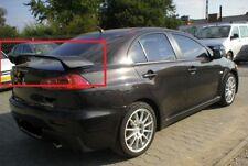 MITSUBISHI LANCER 10 X GTS LOOK REAR BOOT / TRUNK SPOILER NEW