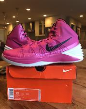 New Nike Hyperdunk 2013 (599537-601) - Kay Yow Pink - Size 12