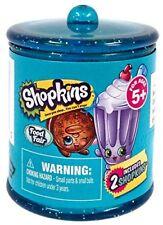 Shopkins Season 4 Food Fair Jar Canister 2 Blind Shopkins Each Basket
