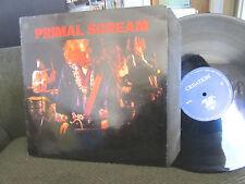 PRIMAL SCREAM 1989 UK LP creation records crelp054 jesus and mary chain oop rare
