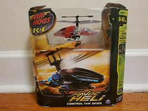 Air Hogs Indoor R/C Helicopter 2012 Havoc Heli Control the Skies Black/Red ChA