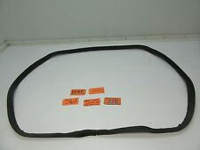 WINDOW SEAL REAR BACK GLASS WEATHER STRIP RUBBER MOLDING GASKET LIFTGATE ON BODY